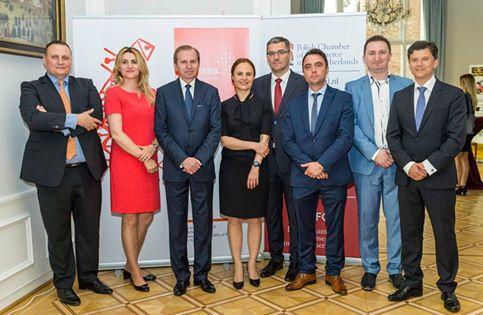 Inauguracja działalności Polskiej Izby Handlowej w Niderlandach