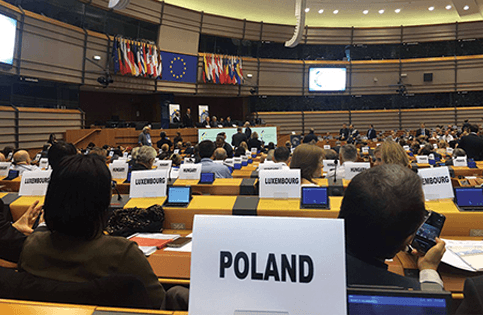 European Parliament of Enterprises 2016
