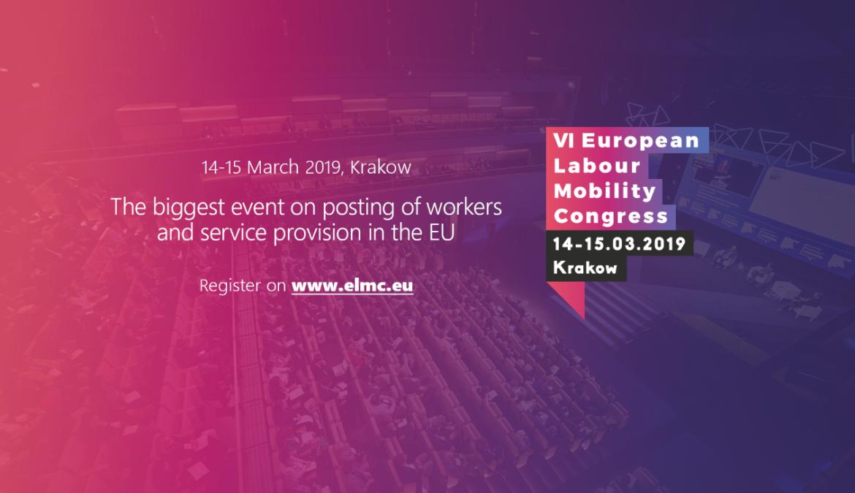 VI edycja Europejskiego Kongresu Mobilności Pracy w Krakowie