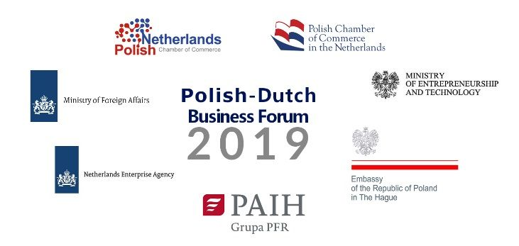 We kindly invite for Polish-Dutch Business Forum 2019